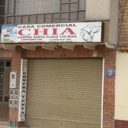 Casa Comercial Chía en Bogotá