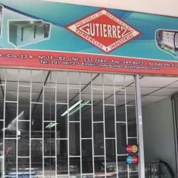 Industrias de refrigeración industrial y comercial Gutierrez en Bogotá