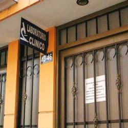 Laboratorio Clínico Carrera 10 con 13 en Bogotá