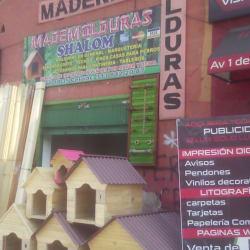 Mademolduras Shalom en Bogotá