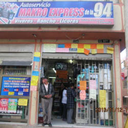 Makro Express Calle 91  en Bogotá