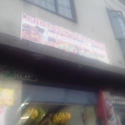 Mercampesino en Bogotá
