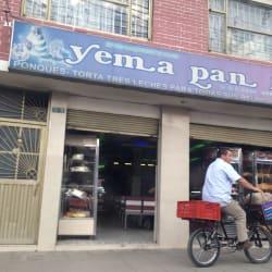 Panadería Yemapan en Bogotá