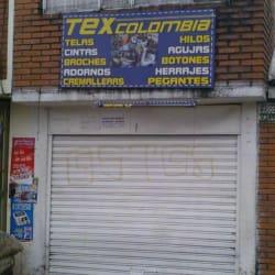 Texcolombia en Bogotá
