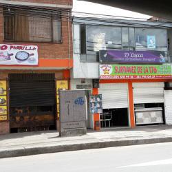 Surtiaves de la 176 en Bogotá