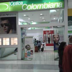Óptica Colombiana Éxito Calle 80 en Bogotá