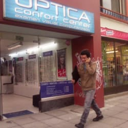 Óptica Confort Centre en Bogotá