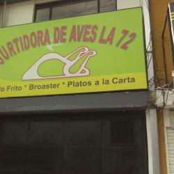 Surtidora De Aves La 72 en Bogotá
