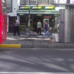 Subway Country en Bogotá