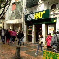 Subway Carrera 7 con 20 en Bogotá
