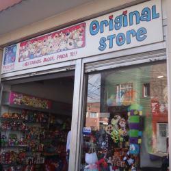 Original Store en Bogotá
