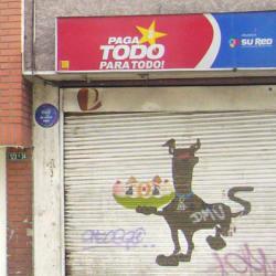 Paga Todo Para Todo Calle 132 con 123A en Bogotá