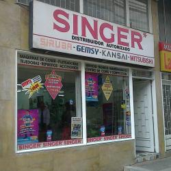 Singer Distribuidor Autorizado en Bogotá