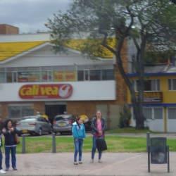 Cali Vea Garcés Navas en Bogotá
