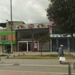 Rico Helado Calle 62 en Bogotá