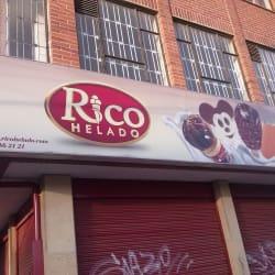 Rico Helado Calle 139 Con 107 en Bogotá