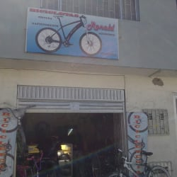 Bicicletas Ronald en Bogotá