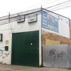 Byg Bombas y Guadañas en Bogotá