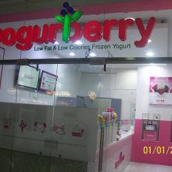 Yogurtberry Palatino en Bogotá