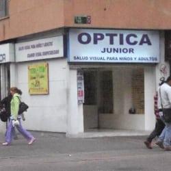 Óptica Junior Carrera 15 con 85 en Bogotá