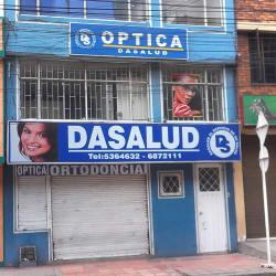 Óptica Dasalud en Bogotá