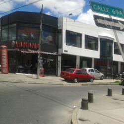 Yamaha Avenida Boyacá en Bogotá