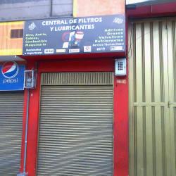 Centro de filtros y lubricantes en Bogotá