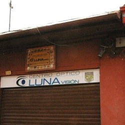 Centro Óptico Luna Visión en Bogotá