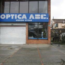Óptica ABC Villas en Bogotá