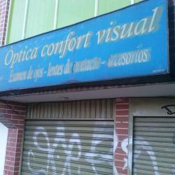 Óptica Confort Visual 20/20 en Bogotá