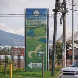 Centro de Alto Rendimiento de Golf  en Bogotá