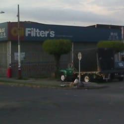 Oil Filter's Calle 40 en Bogotá