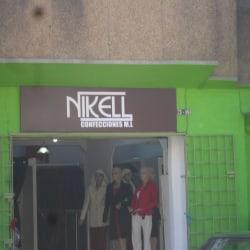 Nikell en Bogotá