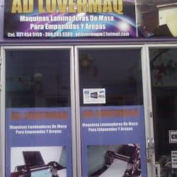 Ad Lovermaq en Bogotá