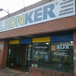 Konker Carrera 14 en Bogotá