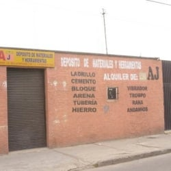 AJ Deposito de Materiales y Herramientas  en Bogotá