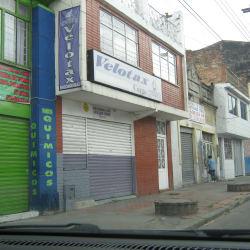 Vélotax Calle 69  en Bogotá