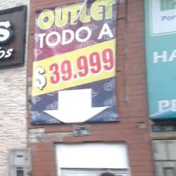 Outlet Carrera 18 con 17 en Bogotá