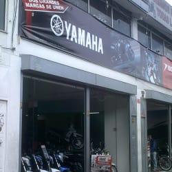 Yamaha Motoauto en Bogotá