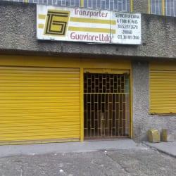 Transporte Guaviare Ltda. en Bogotá