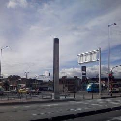 Estación Ciudad Jardín en Bogotá