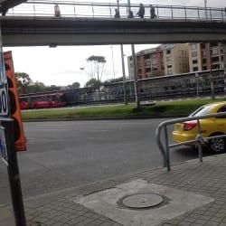 Estación Calle 85 en Bogotá