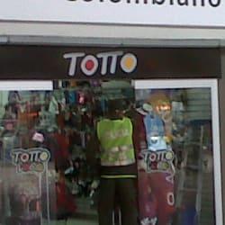 Totto Terminal de Transportes en Bogotá