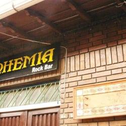 Bohemia Rock Bar en Bogotá