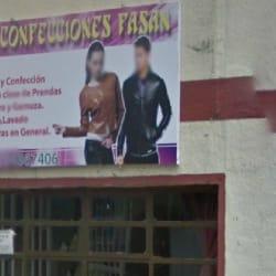 Confecciones Fasan en Bogotá