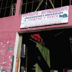 Depósito Metalúrgico Inversiones Universal en Bogotá