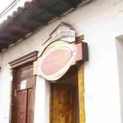 La Quinta Colonial en Bogotá