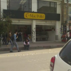 Mac Pollo Carrera 7 Con 15 en Bogotá