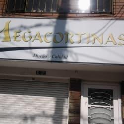Megacortinas en Bogotá