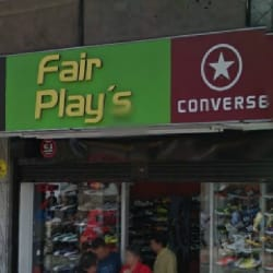 Fair Play's Calle 17 en Bogotá